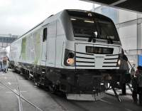 Siemens Vectron Green Mobility (Br 247)