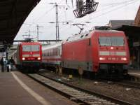 RegionalBahn & InterCity