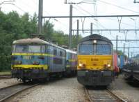 DLC 6304 and 2601 SNCB